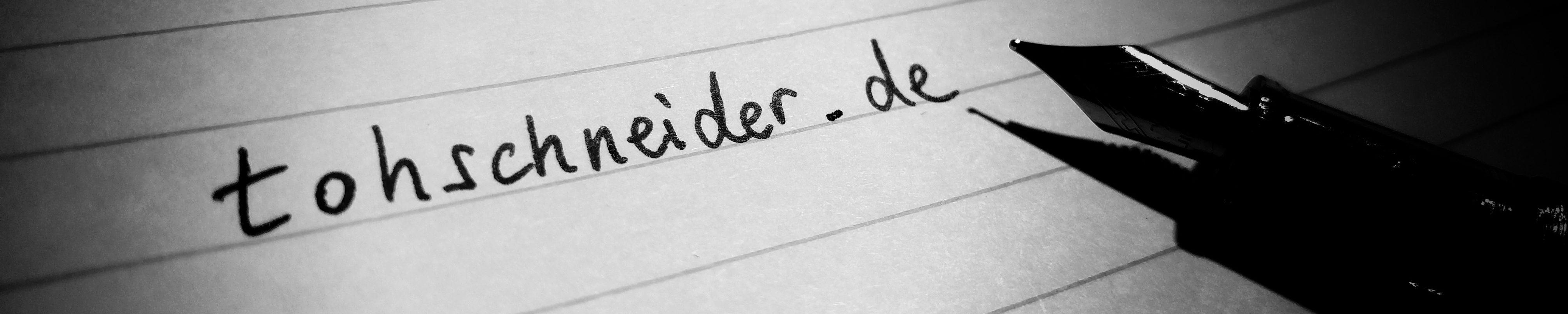 tohschneider.de